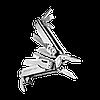 Мультитул карманный Leatherman Surge, Функционал: Для повседневного ношения, Кол-во функций: 21 в 1, Цвет: Сер, фото 2