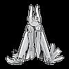 Мультитул карманный Leatherman Surge, Функционал: Для повседневного ношения, Кол-во функций: 21 в 1, Цвет: Сер, фото 3