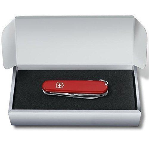 Коробка подарочная для ножей с лезвием 58мм Victorinox 4.0289.4, Цвет: Серебристый
