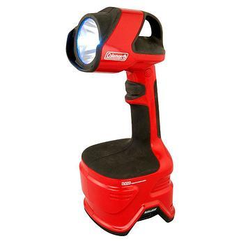 Фонарь электрический ручной Coleman CPX 6 Pivoting LED, Дальность луча: 241 м, Яркость: 158 лм, Цвет: Красный,