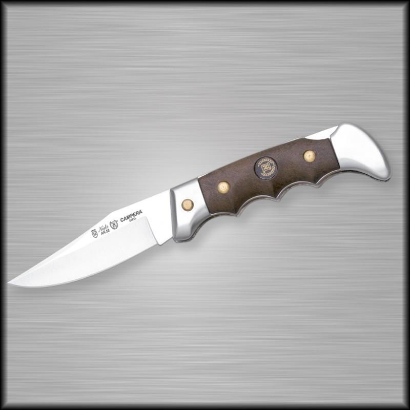 Нож складной Miguel Nieto Campera 711, Общая длина: 141,5 мм, Длина клинка: 65 мм, Материал клинка: Сталь AN-5
