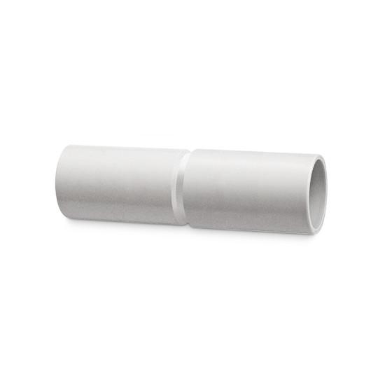 Муфта соединительная для трубы Рувинил М01232, Диаметр: 32 мм, Полипропилен, Цвет: Серый