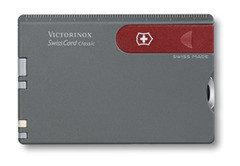 Швейцарская карта маникюрный набор Victorinox SwissCard Classic, Функционал: Универсальная, Кол-во функций: 10