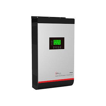 Инвертор NEOSUN PVH-4K, Мощность нагрузки: 4 кВА, Питание: 220 В, 50 Гц, Выход: 220 В, Клемма, Чёрный