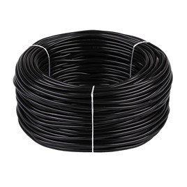 Провод влагонепроницаемый 2.5кв.мм, Цвет: Чёрный