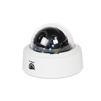 Камера аналоговая купольная Eagle EGL-CDM405S, Разрешение: 850 ТВЛ, Тип объектива: фиксированный f= 3,6 мм, ИК