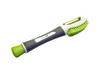 Кухонный инструмент для резки и чистки овощей и фруктов Smith`s KitchenIQ 3-in-1, Цвет: Разноцветный, Упаковка