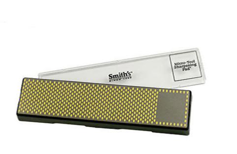 Точило для ножей и других инструментов Smith`s Diamond Bench Stone 11,5 - Coarse, Цвет: Чёрно-жёлтый, Упаковка