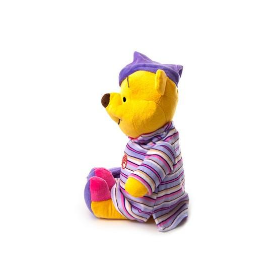 Мягкая игрушка DreamMakers Сонный Винни, Воспроизведение звуков: Да, Упакова: Пакет, (DVT0/М)