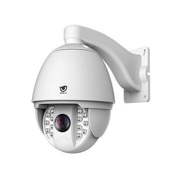 Камера IP поворотная Eagle EGL-NSP550, Разрешение: 2 Mpi dpi, Тип объектива: автофокус f=24,7 - 94 мм, Цвет: Б
