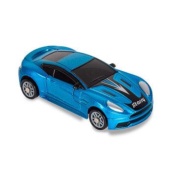 Игрушка трансформер Rastar RS Transformable car S, Трансформации: Робот, автомобиль, Цвет: Синий, (66220B)