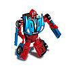 Игрушка трансформер Rastar RS Transformable car S, Трансформации: Робот, автомобиль, Цвет: Синий, (66220B), фото 3