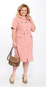 Платье Lady Secret-3581/4, розовый, 54