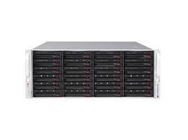 Система хранения данных Линия SAN 16хSATA