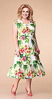 Платье Romanovich-1-869, мультиколор, 54