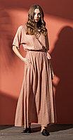 Платье Nova Line-5818, розовый, 42
