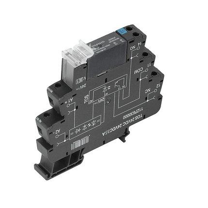 Твердотельные реле TOS 24VDC 24VDC3,5A, фото 2