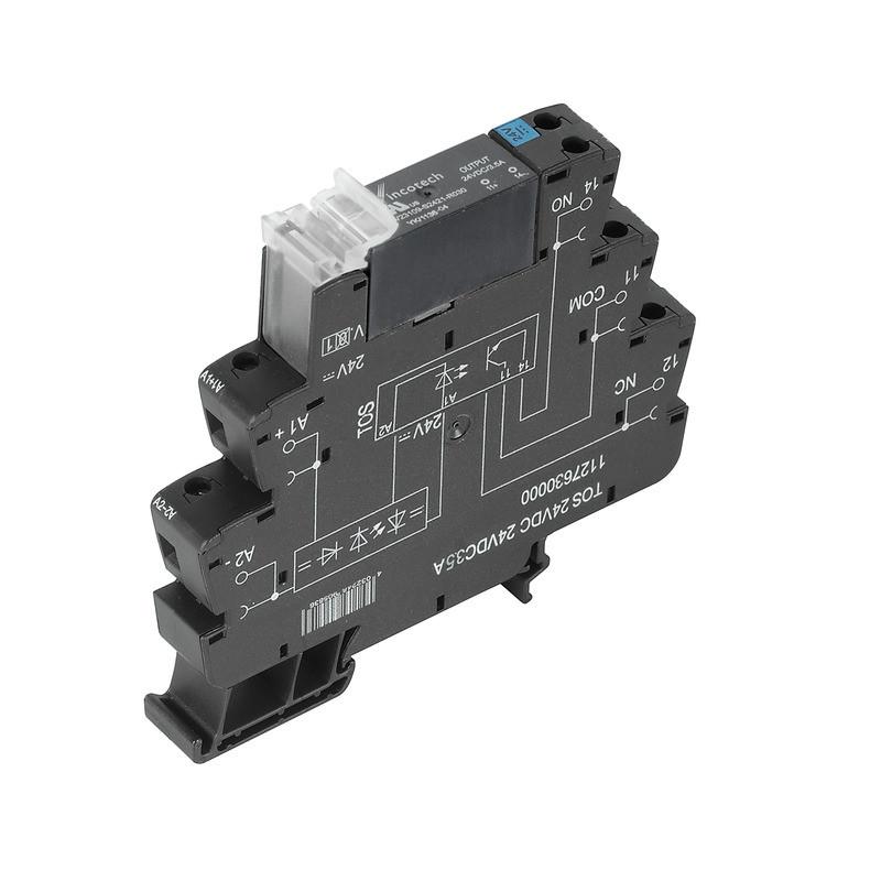 Твердотельные реле TOS 24VDC 230VAC1A