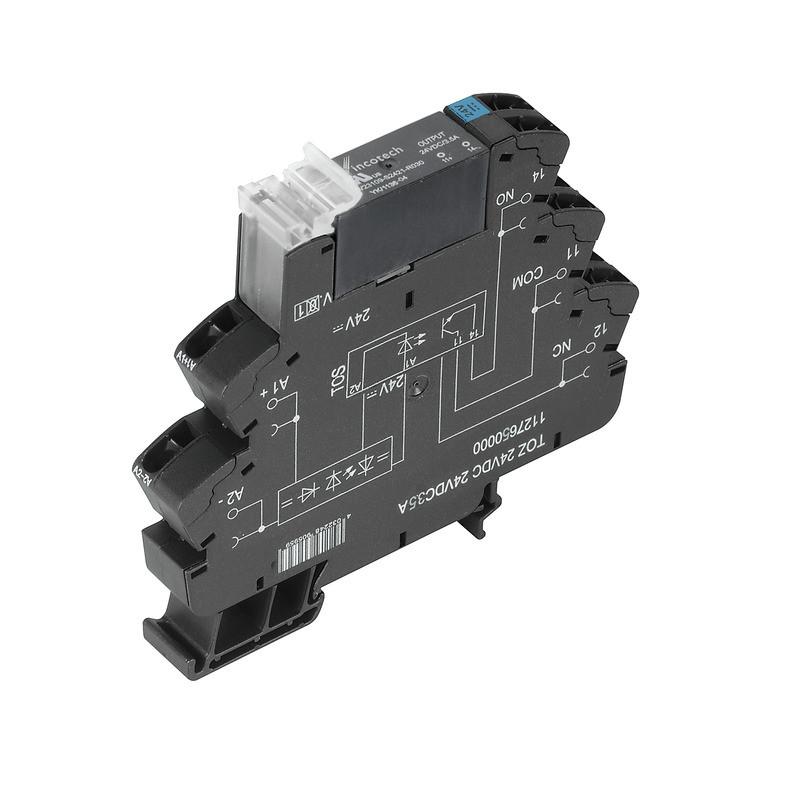 Твердотельные реле TOZ 24VDC 230VAC1A