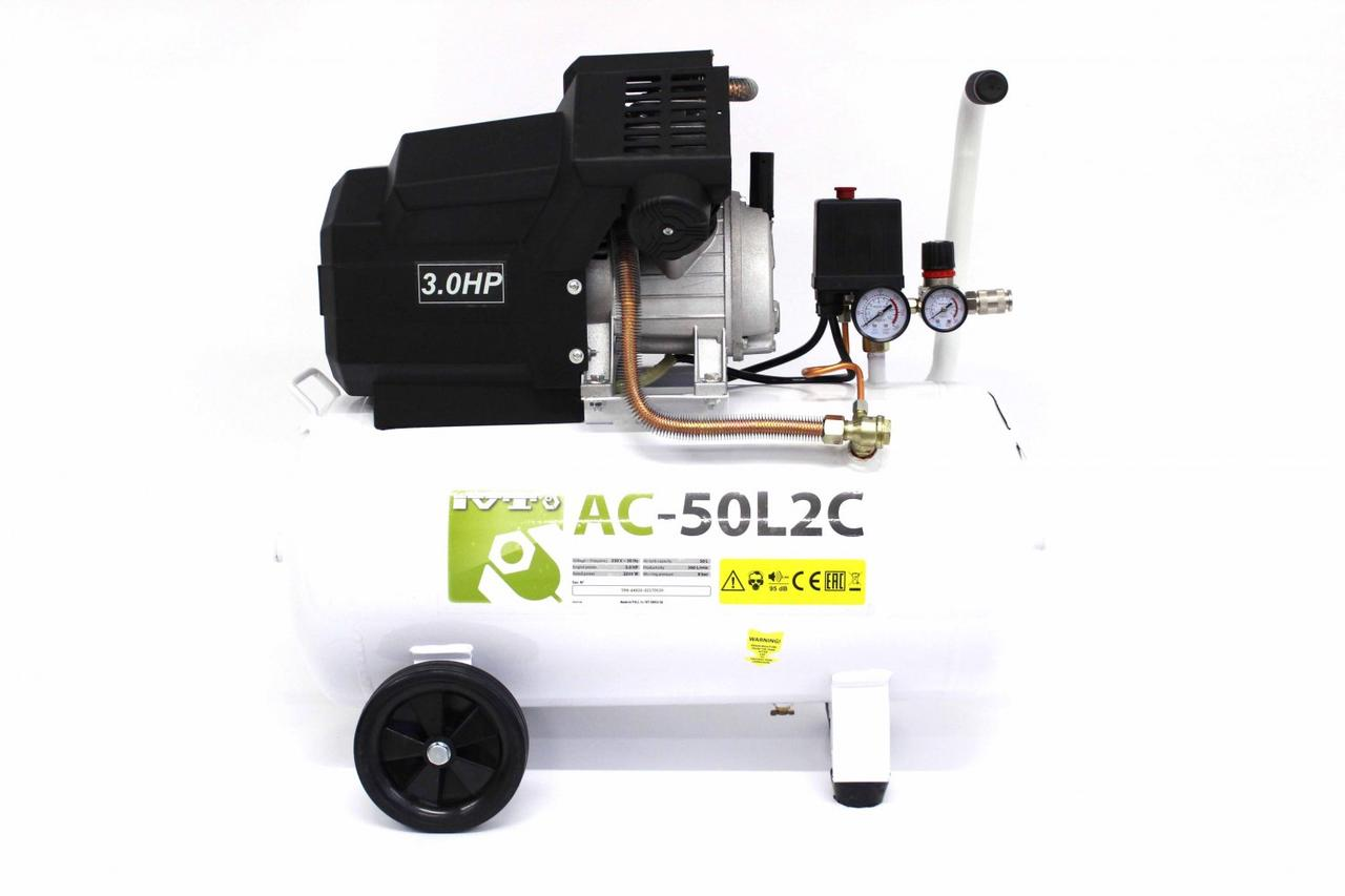 Воздушный компрессор IVT АС-50L2C 50л