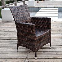 Кресло искусственный ротанг, фото 1