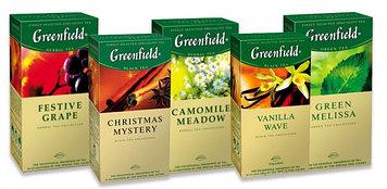 Зелёный чай «Greenfield Flying Dragon» 25 пакетиков