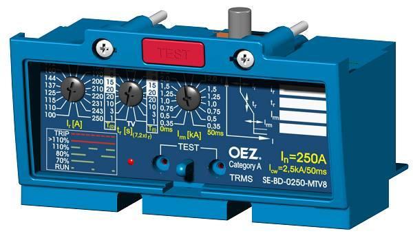 Расцепитель максимального тока SE-BD-0250-MTV8 OEZ:24110