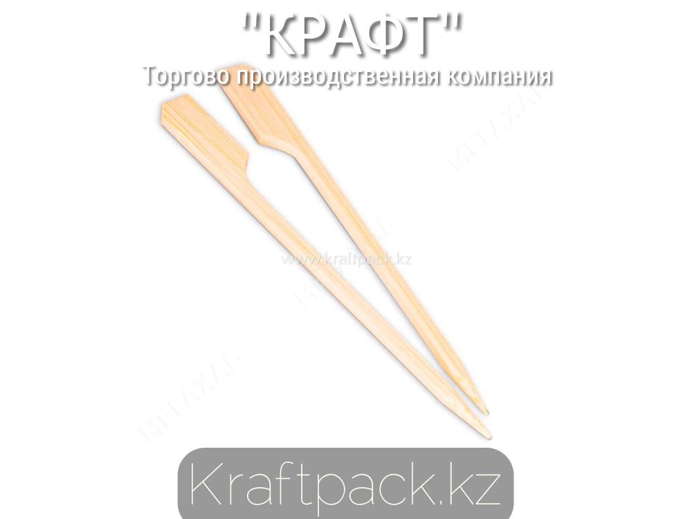 Пика бамбуковая 12 см (100 шт/уп)