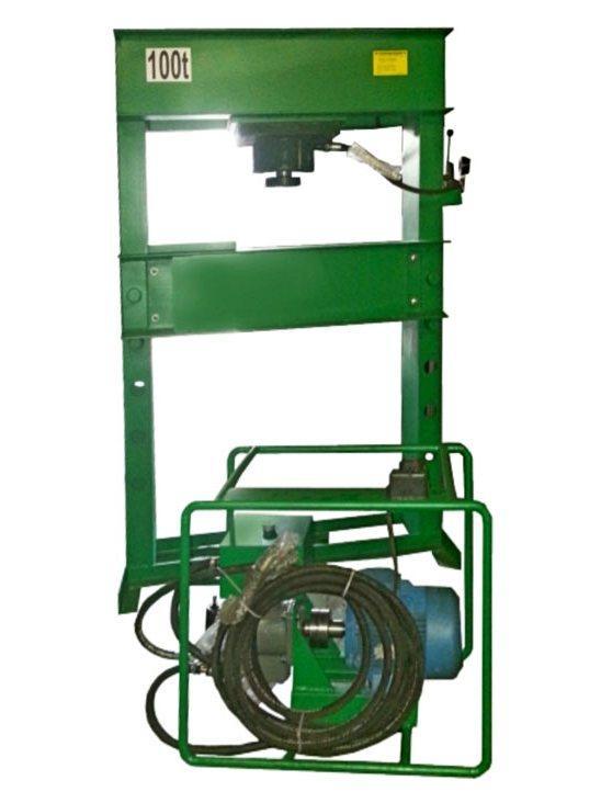 Р-342М3 Пресс гаражный электрогидравлический 100 тонн
