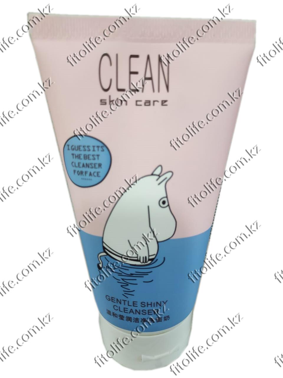 Средство для умывания лица Clean skin care