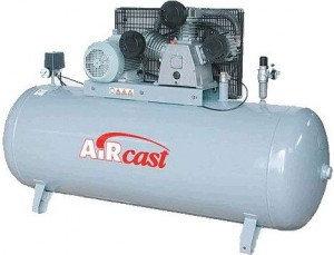 Поршневые компрессоры с электродвигателем (Ремеза)
