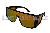 Солнцезащитные очки Ton Ford закрытые по бокам, зеркальные, фото 1