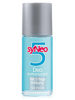 SyNeo 5 (унисекс) (шариковый антиперспирант) (до 5 дней действия)