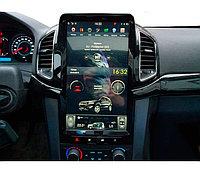 Магнитола CarMedia для Chevrolet Captiva 2013+ TESLA STYLE, фото 1