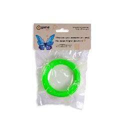 Филамент (нить) для 3D ручки Зеленый PLA 10м. Пластик для 3 д ручки