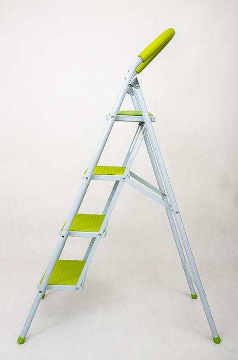 Стремянка зеленая 2,5м