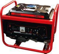 Генератор бензиновый  Magnetta GFE6500 (5,5кВт)