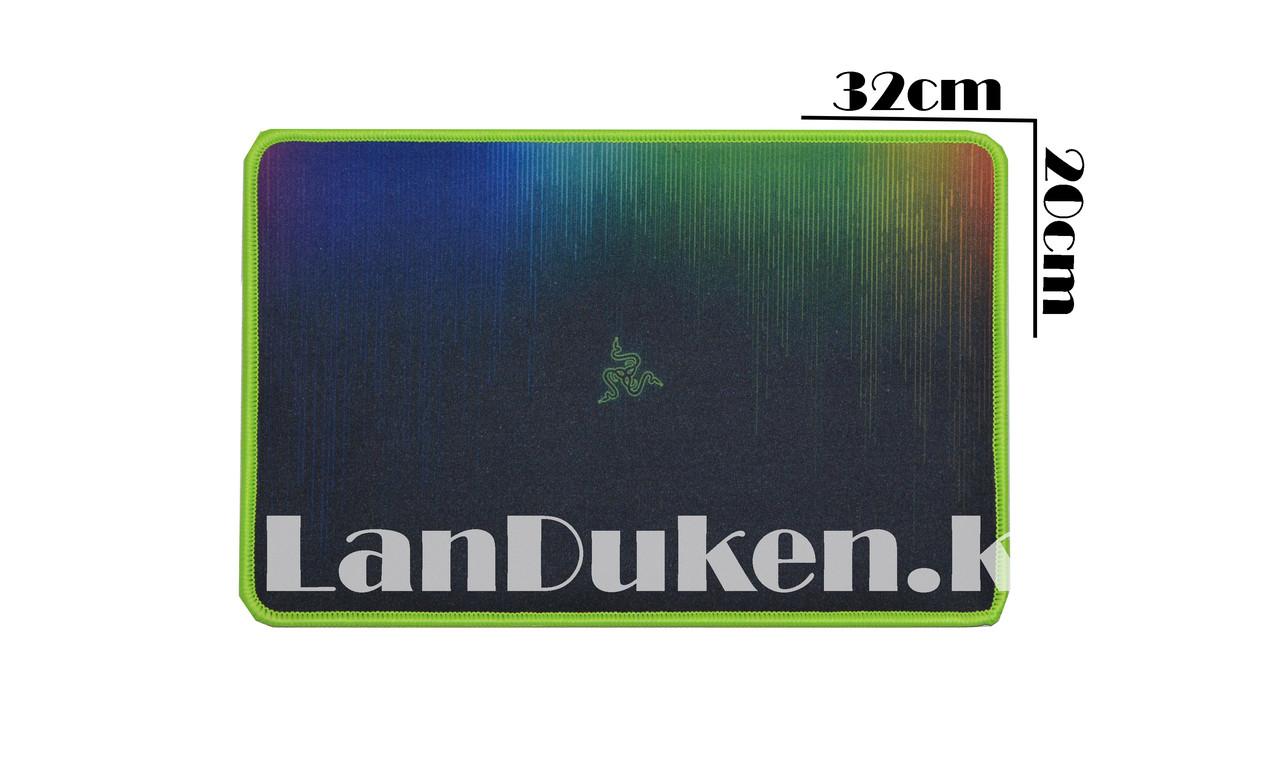 Коврик для мыши прямоугольный Razer Q-3 (темно синий) 320x200mm