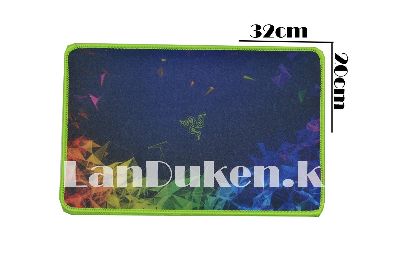 Коврик для мыши прямоугольный Razer Q-3 (синий) 320x200mm