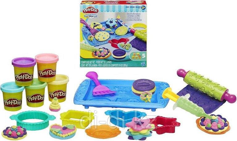 Hasbro Play-Doh Магазинчик печенья