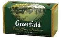 Чёрный чай «Greenfield» 25 пакетиков