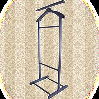 Вешалка для одежды напольная,одинарная Венге