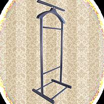 Вешалка для одежды напольная,одинарная Венге, фото 3