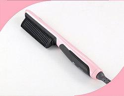 Электрическая  расческа  для  выпрямления  волос