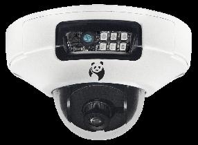 Уличная купольная камера КАМЕРА UFO 1080
