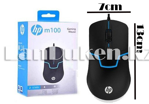 Проводная компьютерная мышь HP Gaming mouse m100