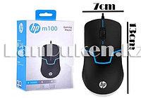 Проводная компьютерная мышь HP Gaming mouse m100, фото 1