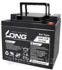 Аккумулятор LONG LG45-12n (12В, 45Ач), фото 2