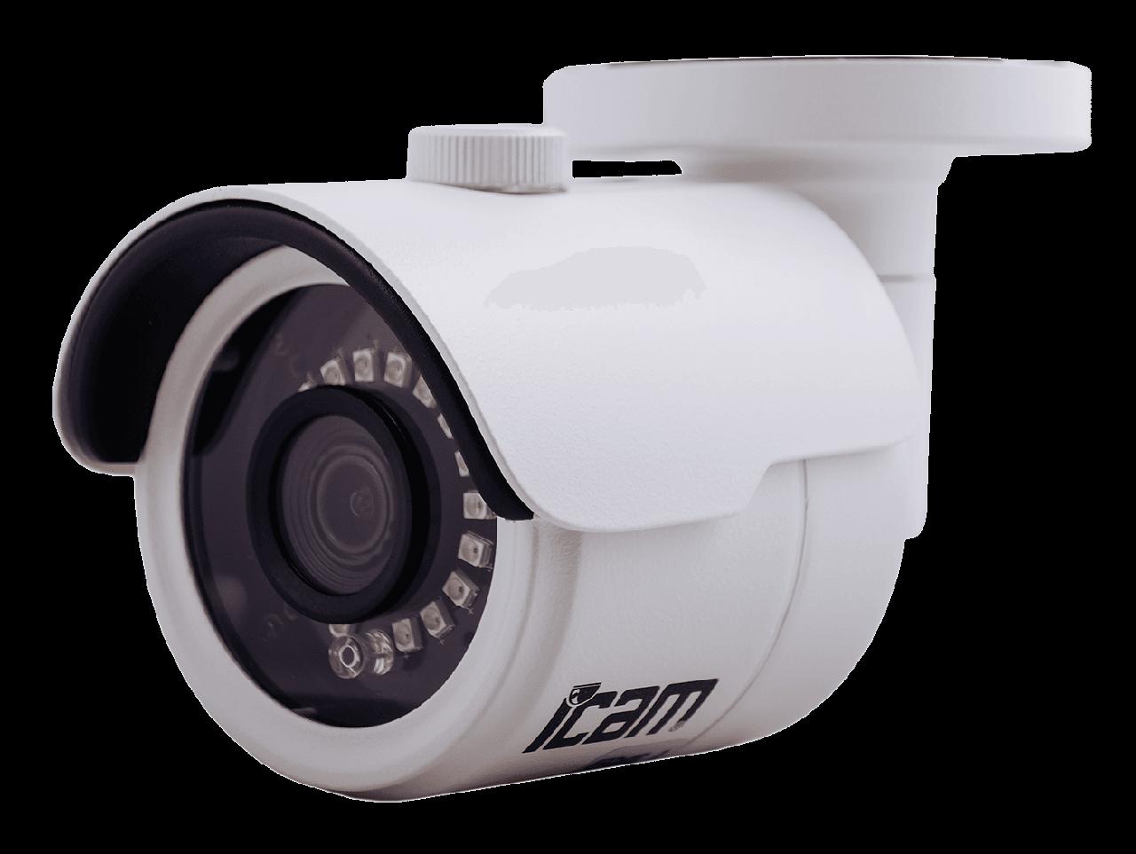 Цилиндрическая IP камера iPanda iCAM FXB3 4 Мп