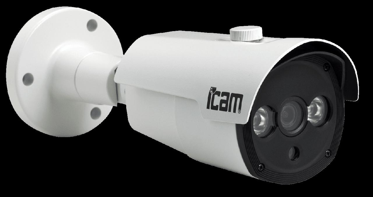 Цилиндрическая IP камераICAM FXB1-EXIR (4МП)